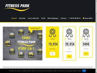 Retrouvez une bonne salle de sport à Albi avec Fitness Park