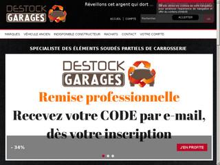 Destock Garages