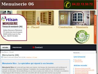 Menuiserie Nice