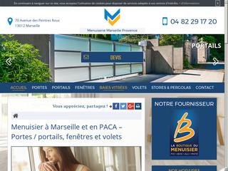Menuisier à Marseille et en PACA: Menuiserie Marseille Provence