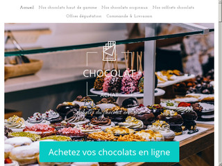 Achat Chocolat