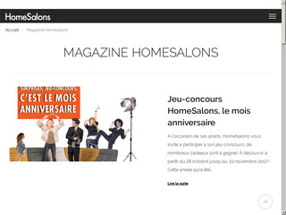HomeSalons Magazine