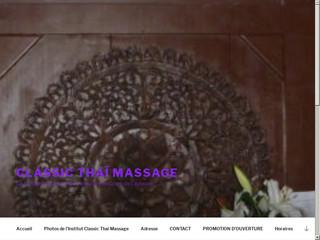 Massage thaï (Lausanne)