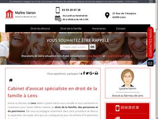 Spécialiste en droit du divorce à Arras