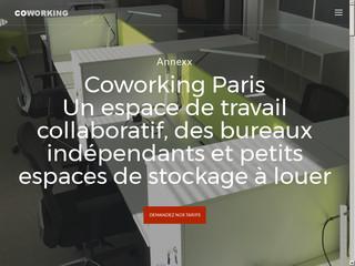 Espace de travail collaboratif à Paris