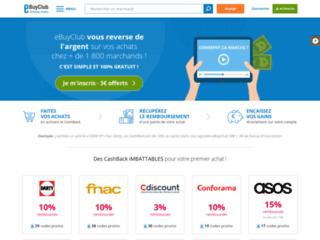eBuyClub - CashBack, Code Promo & Deal