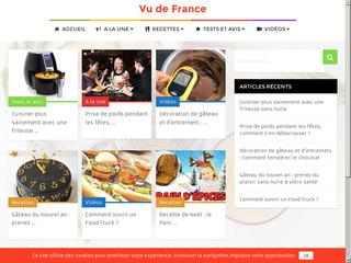 Découvrez des recettes de cuisine française