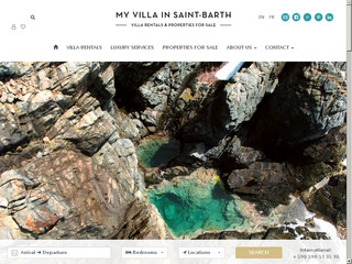 My Villa Saint-Barth – location maison saint barthelemy