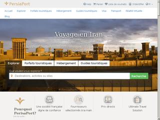 Persiaport – visa Iran