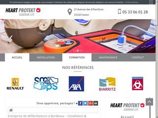 Meilleures marques de défibrillateurs à Bordeaux