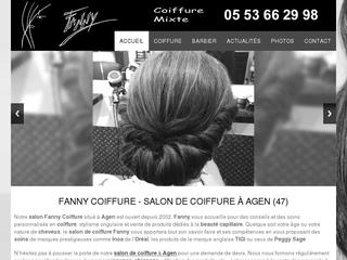 Coiffeur Agen Fanny Coiffure près de Le Passage et Boé