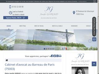 Votre avocat spécialisé en droit pénal à Paris