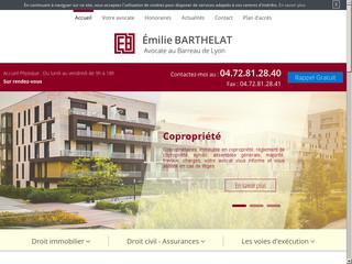 Avocat droit immobilier Lyon 2