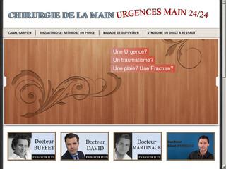 Le Centre de Chirurgie de la Main à Nice