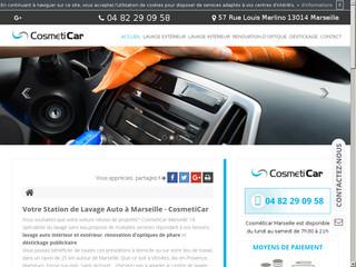 Nettoyage Intérieur Auto à Marseille