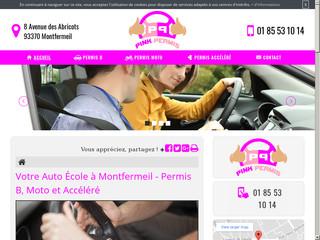 Obtention du permis de conduire à Montfermeil