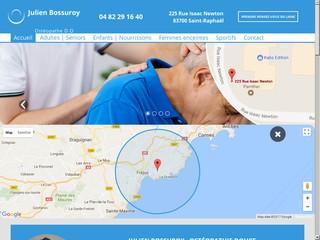 Votre ostéopathe pour femme enceinte à Saint-Raphaël