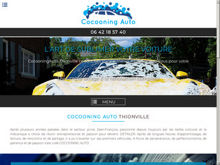 lavage auto thionville - nettoyage auto moselle : cocooning auto