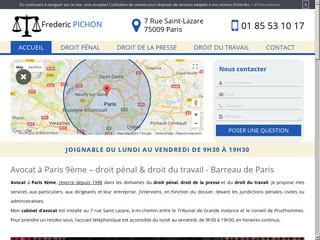 Votre avocat en droit du travail à Paris 9