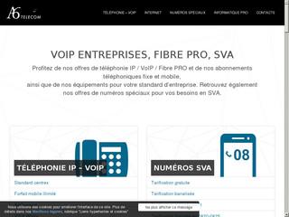 La téléphonie pour les entreprises