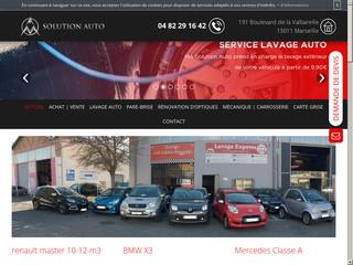 Garage automobile à Marseille, Ma Solution Auto