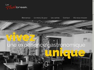 Restaurant Le Thaï Break - gastronomie asiatique et thaïlandaise