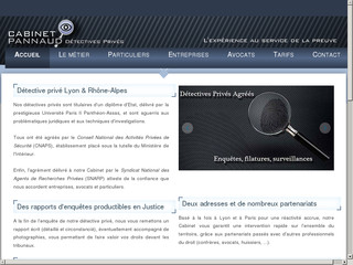 Cabinet Pannaud Lyon