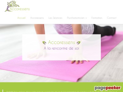 Accoressens - Sophrologie Agen, Boé, Le Passage-d'Agen