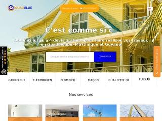 Construction neuve de maison individuelle en Martinique