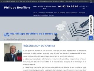 Cabinet d'avocat en droit commercial à Nice