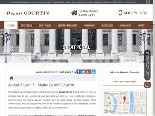 Cabinet d'avocat en droit des étrangers à Lyon