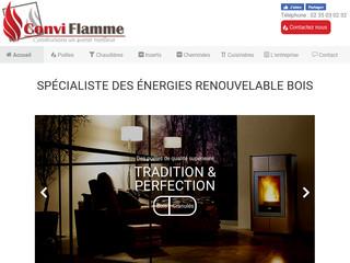 Conviflamme, spécialiste en chauffage écologique à Rouen