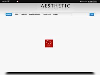 Fournisseur esthétique pro