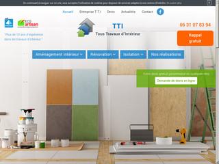 Entreprise de rénovation à Hénin Beaumont - Sarl TTI