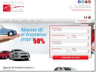 agence location voiture casablanca