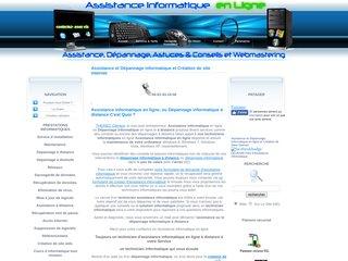 Assistance et Dépannage informatique Pas de Calais