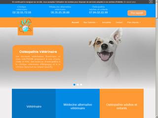 Clinique vétérinaire et ostéopathe Gauthier