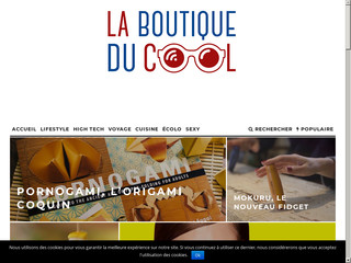 la Boutique du Cool : Innovations, Gadgets et Tendances
