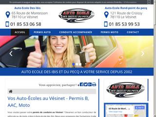 Obtenir votre permis moto à Le Vésinet