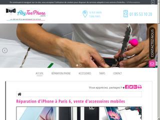 Vente d'accessoires mobiles à Paris 6