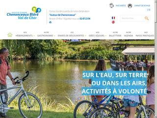 Office du Tourisme Chenonceaux Bléré Val de Cher