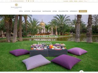 sejour luxe marrakech
