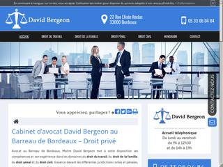 Cabinet d'avocat en droit de la famille à Bordeaux