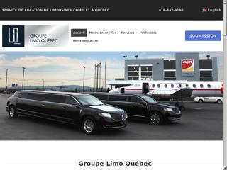 LIMOUSINE QUÉBEC – Groupe Limo Québec, Location Limousine