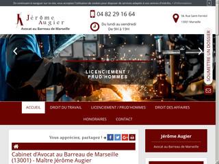 Cabinet d'avocat en droit du travail à Marseille 13001