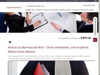 Votre avocat spécialiste en droit immobilier à Nice