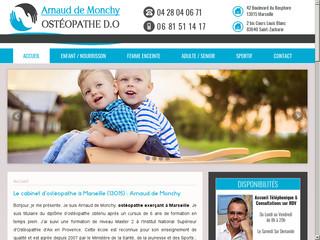 Cabinet d'ostéopathie à Marseille 15