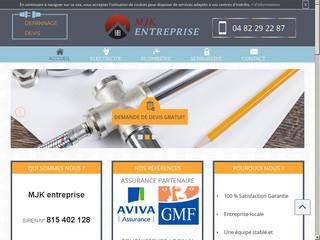 Dépannage électricité à Marseille 13012, MJK Entreprise