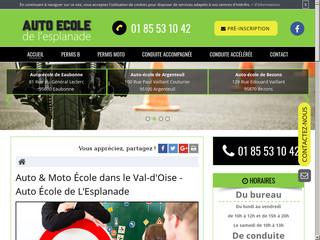 Formation au permis AAC dans le Val-d'Oise