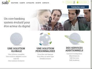 Solutions progicielles SaaS pour les banques